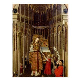 Carte Postale Appeler de la Vierge