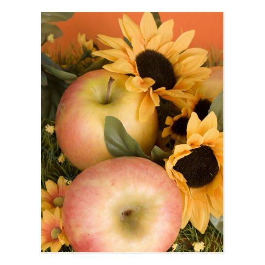 Carte Postale apple
