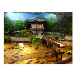 Carte Postale Aquarium de COEX