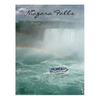 Carte Postale arc de bateau de Niagara
