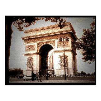 Carte Postale Arc de Triomphe