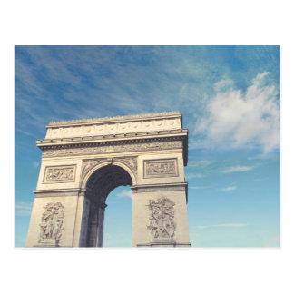 Carte Postale Arch de Triumph