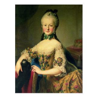 Carte Postale Archiduchesse Maria Elisabeth
