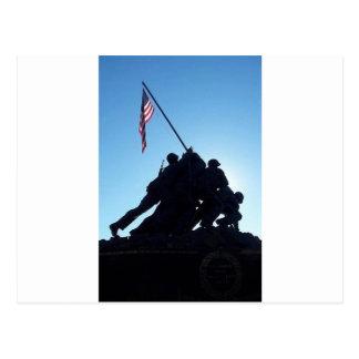 Carte Postale Arlington Iwo Jima
