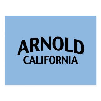 Carte Postale Arnold la Californie