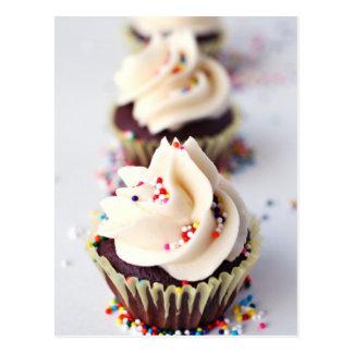 Carte Postale Arrosez les petits gâteaux