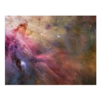 Carte Postale Art abstrait trouvé dans la nébuleuse d'Orion