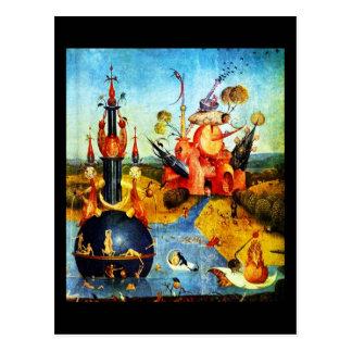 Carte Postale Art-Bosch Carte-Classique 8