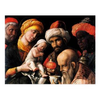 Carte Postale Art d'Andrea Mantegna