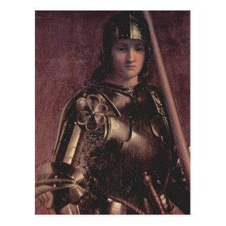 Carte Postale Art de Giorgione