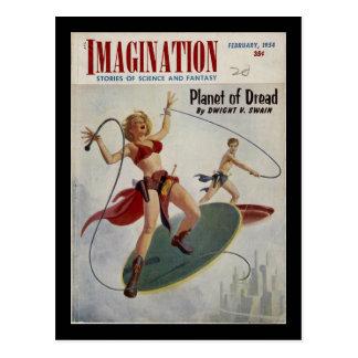 Carte Postale Art de l'imagination 02-54_Pulp