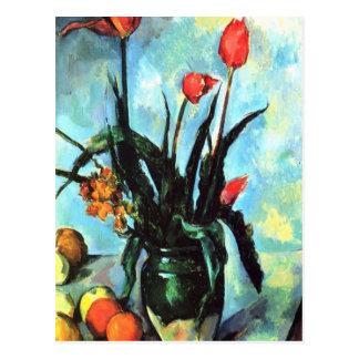 Carte Postale Art de Paul Cezanne