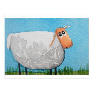 Carte Postale Art mignon de Gordon Bruce de moutons de bande