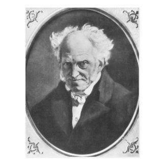Carte Postale Arthur Schopenhauer
