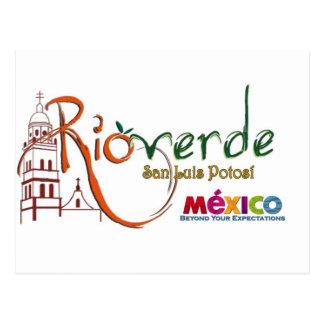 Carte Postale Articles de Rioverde SLP