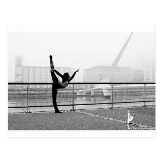 Carte Postale Articles inspirés par danse