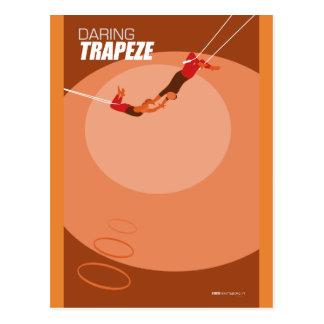 Carte Postale Arts de cirque de Brattleboro - roues