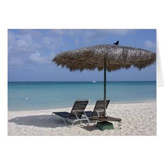 carte postale Aruba