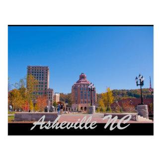 Carte Postale Asheville OR