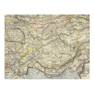 Carte Postale Asie mineure 5