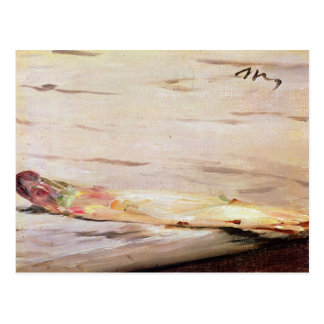 Carte Postale Asperge de Manet |, 1880