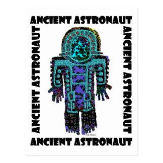 Carte Postale Astronaute antique