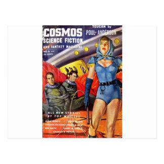 Carte Postale Astronautes captifs