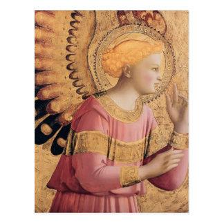 Carte Postale ATF Angelico- Arkhangel Gabriel Annunciate