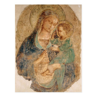 Carte Postale ATF Angelico- Madonna et enfant