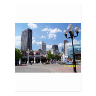 Carte Postale Atlanta