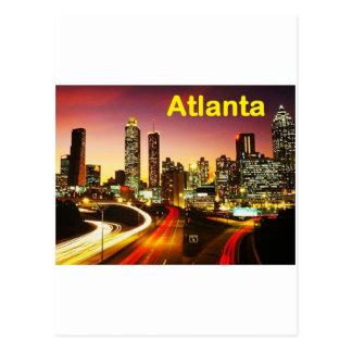Carte Postale Atlanta (Etats-Unis) (St.K)