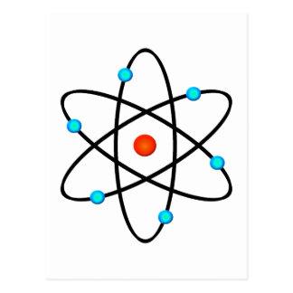 Carte Postale Atomique