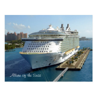 Carte Postale Attrait à Nassau