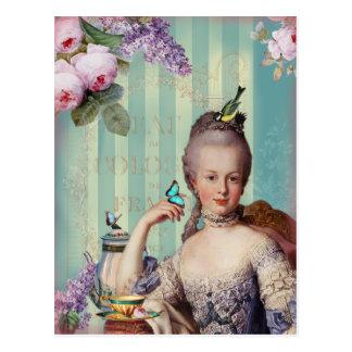 Carte Postale Au petit Trianon de Thé