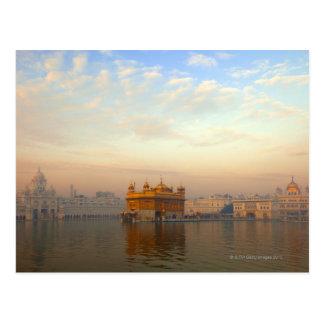 Carte Postale Aube au temple d'or