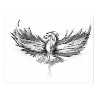 Carte Postale Augmentation grise de Phoenix