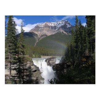 Carte Postale Automnes d'Athabasca