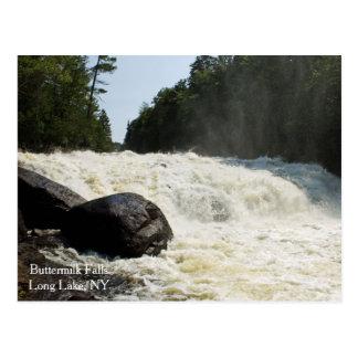 Carte Postale Automnes de babeurre, long lac, NY
