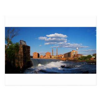 Carte Postale Automnes de Coweta, Columbus, GA