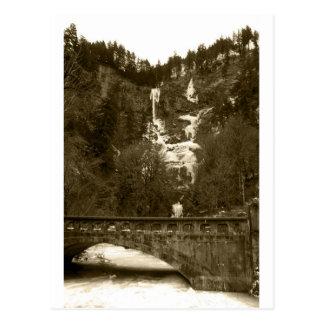 Carte Postale Automnes de Multnomah