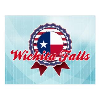 Carte Postale Automnes de Wichita, TX