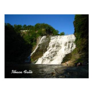 Carte Postale Automnes d'Ithaca