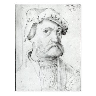 Carte Postale Autoportrait