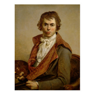 Carte Postale Autoportrait, 1794