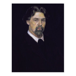 Carte Postale Autoportrait, 1913