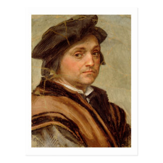 Carte Postale Autoportrait 2