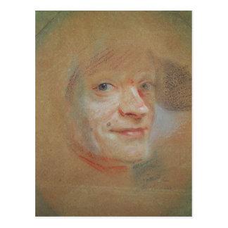 Carte Postale Autoportrait 4