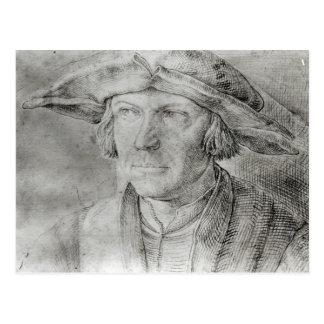 Carte Postale Autoportrait 6