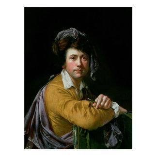 Carte Postale Autoportrait à l'âge environ de quarante, c.1772-3