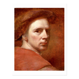 Carte Postale Autoportrait, c.1830s (huile sur la toile)